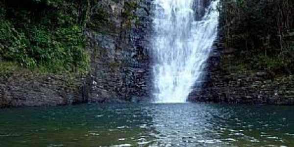 Paracatu-MG-Cachoeira do Ascânio-Foto:Carlos Alberto Alves