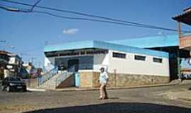Paraguaçu - Estação Rodoviária-Foto: Júlio C. Bueno