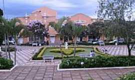 Paragua�u - Teatro Municipal e Hotel Paragua�u-Foto: J�lio C. Bueno