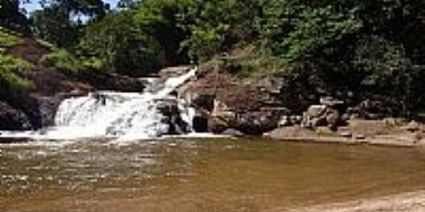 Cachoeira dos Henriques,Bairro dos Martins em Paraisópolis-MG-Foto:ACCosta