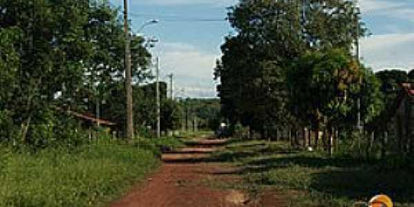 Paredão de Minas-MG-Entrada do distrito-Foto:amoresnovelhochico.