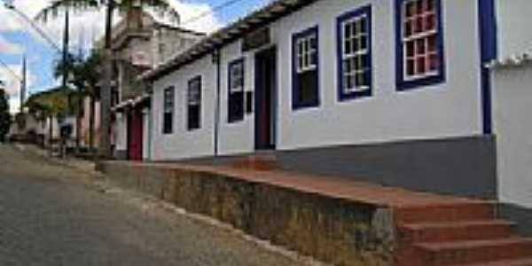 Casa da Cultura de Passa Tempo-Foto:pirescarlos