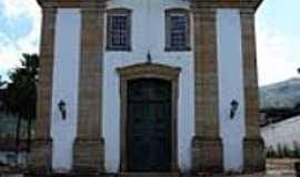 Passagem de Mariana - Igreja N.S.da Glória-Foto:Geraldo Salomão