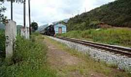 Passagem de Mariana - Ferrovia-Foto:Geraldo Salomão