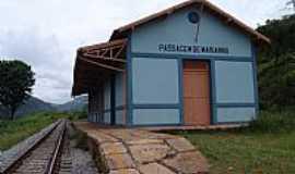 Passagem de Mariana - Estação Ferroviária de Passagem de Mariana-MG-Foto:Geraldo Salomão