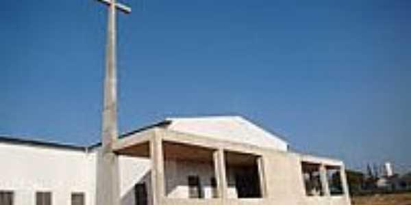 Igreja de S�o Lu�s Maria de Montfort-Foto:Vicente A. Queiroz