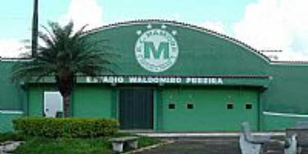 Estádio do Mamoré em Patos de Minas-Foto:montanha