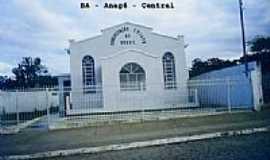 Anagé - Igreja da Congregação Cristã de Anagé-Foto:Congregação Cristã.NET