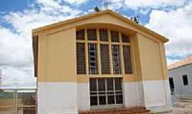 Anagé - Igreja de São João Batista em Anagé-Foto:Vicente A. Queiroz