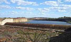 Anag� - Vertedouro da Barragem em Anag�-Foto:Landucci