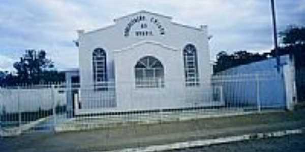 Igreja da Congregação Cristã de Anagé-Foto:Congregação Cristã.NET