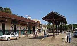 Patrocínio do Muriaé - Antiga Estação Ferroviária
