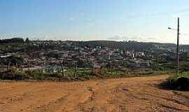 Paula Cândido - Paula Cândido-MG-Vista à partir da entrada da cidade-Foto:João BC Reis