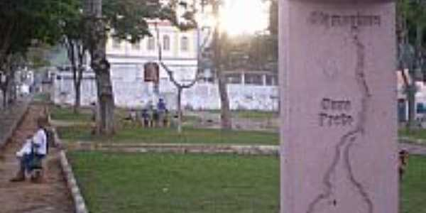 Marco da Estrada Real-Foto:conradopavel