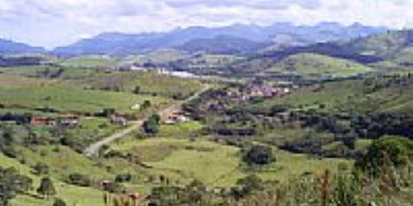 Vista geral de Pé do Morro-Foto:JBRMONTEIRO