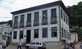 Pe�anha - Pe�anha-MG-Biblioteca Municipal-Foto:Robson Borges