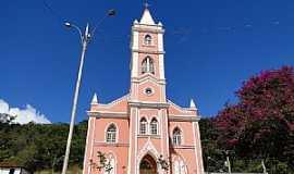 Peçanha - Peçanha-MG-Matriz de Santo Antônio de Pádua-Foto:Francisco Belato