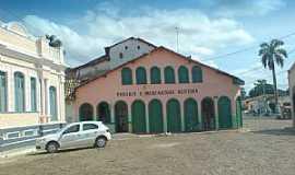 Andaraí - Andaraí-BA-Centro Histórico-Foto:Andre L. S. Lacerda
