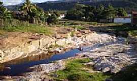 Andaraí - Córrego em Andaraí-Foto:Politano365