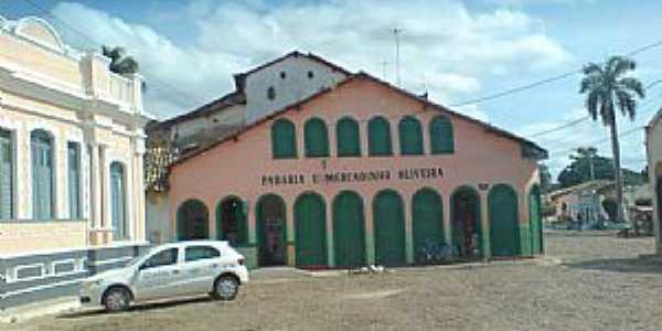 Andaraí-BA-Centro Histórico-Foto:Andre L. S. Lacerda