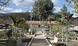 Pedra Bonita - Praça principal