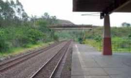 Pedra Corrida - estação ferroviaria Pedra Corrida MG, Por gilson geraldo