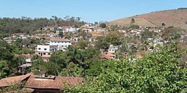 Pedra do Anta-MG-Vista parcial da cidade-Foto:Mario M.da Penha