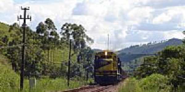 Locomotiva KM 456-Foto:Pedro Rezende