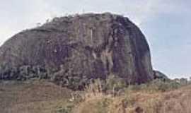 Pedra Dourada - Pedra Dourada-Foto:montanha