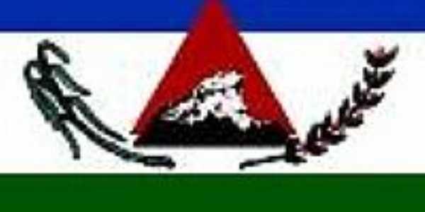 Bandeira Pedralva-MG