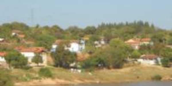 Vista da Ponte que liga Mªda Cruz a  januária, Por Mandro Marques