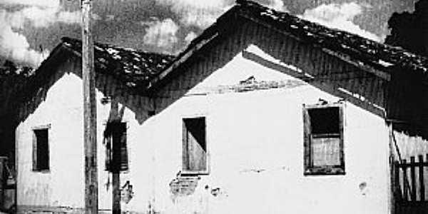 Pedro Leopoldo-MG-Casa onde nasceu Chico Xavier-Foto:Professor Ricardo Vieira