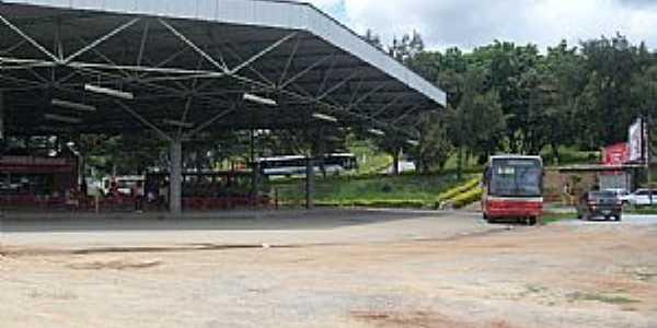 Pedro Leopoldo-MG-Terminal Rodoviário-Foto:Jairo Nunes Ferreira