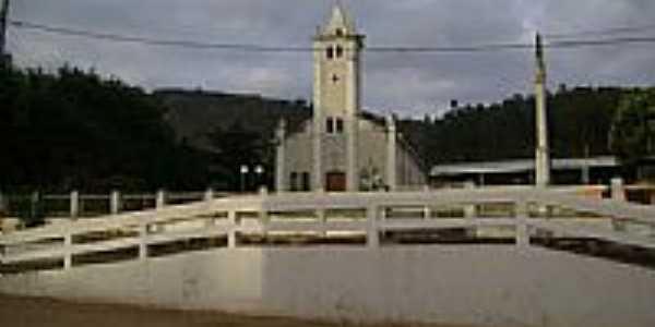 Igreja Católica de Penha do Capim-Foto:Carlindo