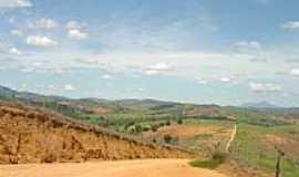 Penha do Cassiano - Estrada que sai de Penha do Cassiano-Foto:anisio1