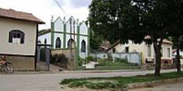 Igreja Evangélica em Penha do Norte-Foto:Reinaldo Gol
