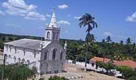 Angical - Igreja Mareiz de angical, por aerh.