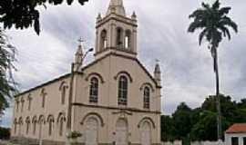 Angical - Igreja Matriz Santana por Paulo F.S. Araujo