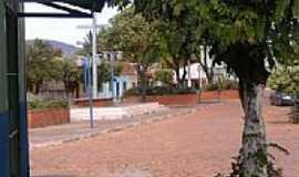 Angical - Praça Sra Cruz por Paulo F.S. Araujo