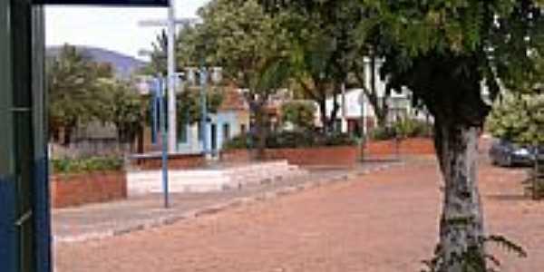 Praça Sra Cruz por Paulo F.S. Araujo