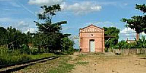Estação Penha Longa-Foto:Jorge A. Ferreira Jr…