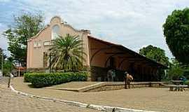Pequeri - Pequeri-MG-Antiga Estação Ferroviária-Foto:Jorge A. Ferreira Jr.