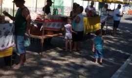 Pequi - Tradicional feira aos domingos - Por Marilene Aparecida Moreira