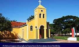 Perdilândia - Perdilândia-MG-Capela de N.Sra.Aparecida restaurada-Foto:clicksv.