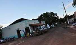 Perdilândia - Perdilândia-MG-Rua da cidade-Foto:turmadobigua.