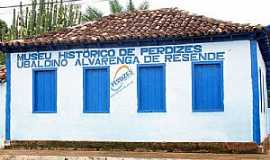 Perdizes - Perdizes-MG-Museu Histórico-Foto:Karinar