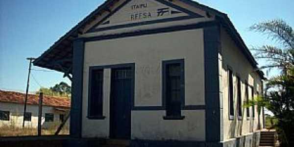 Perdizes-MG-Estação Itaipu-Distrito de Perdizes-Foto:Leonardo Figueiredo