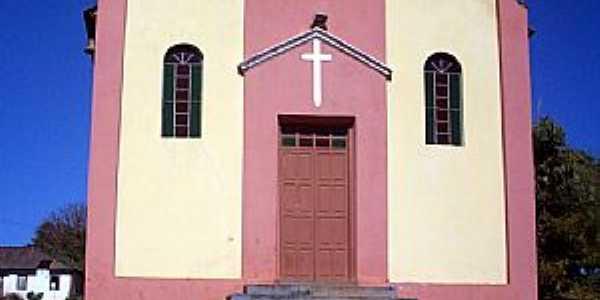 Perdizes-MG-Igreja de N.Sra.do Ros�rio do Distrito Perdizinha-Foto:Leonardo Figueiredo
