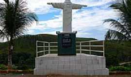 Periquito - Imagem de Cristo em Periquito-Foto:tio gegeca