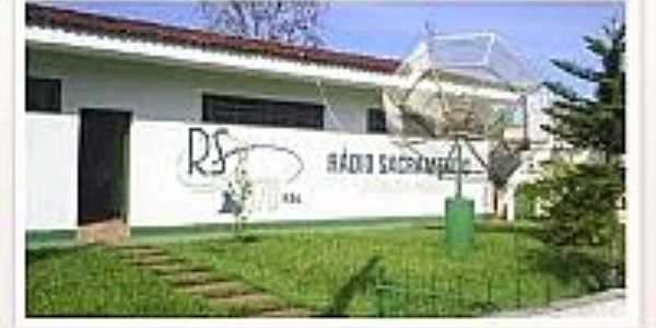 Radio Sacramento no Bairro Perpétuo Socorro-Foto:radiosacramento.